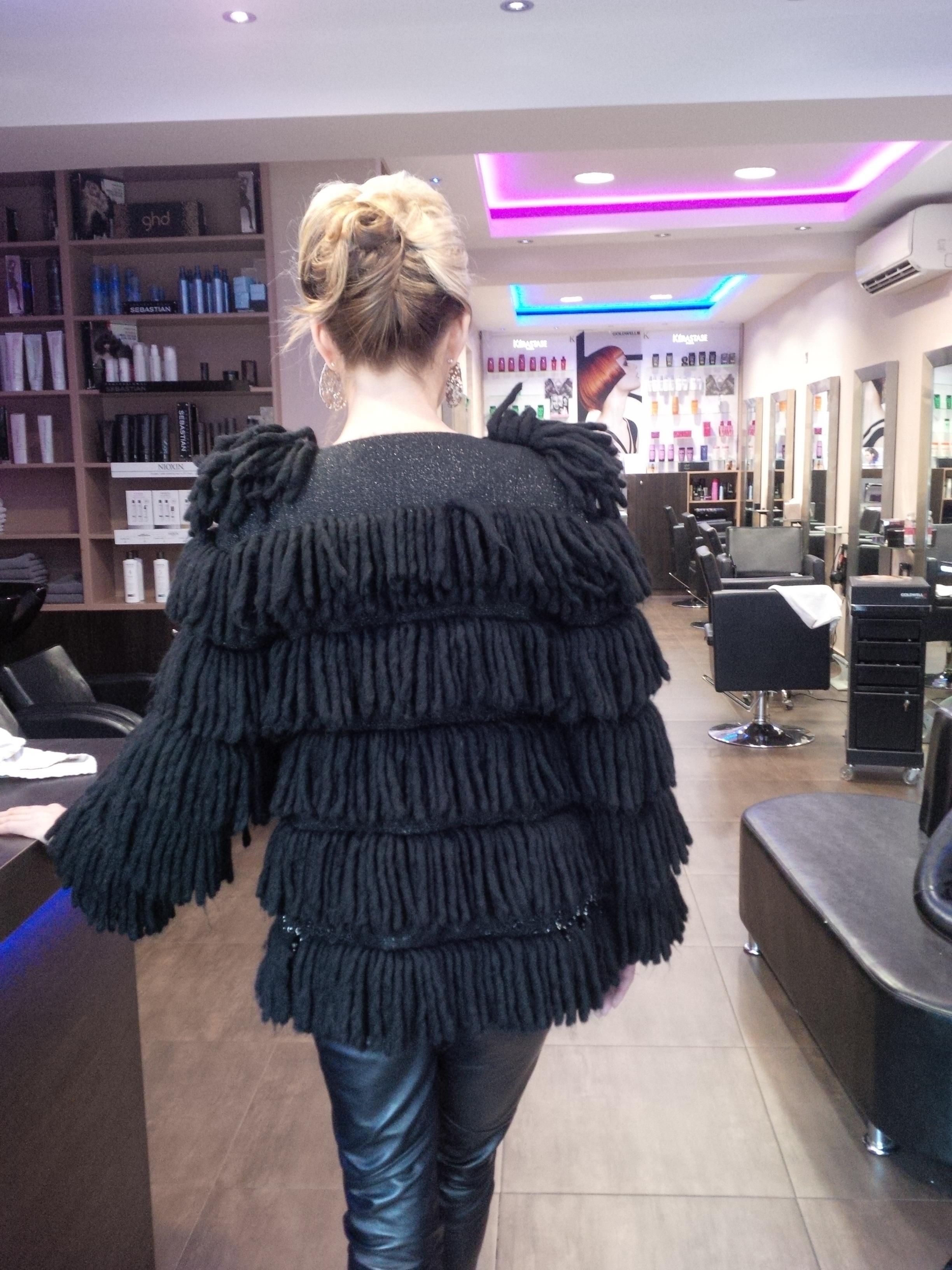 Leticia Haute Coiffure At London Fashion Week Part 1 Hair